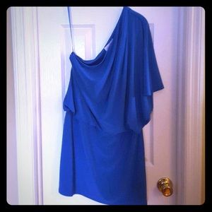 Blue Jessica Simpson Dress